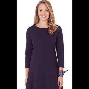 Jude Connally Dresses - ✨NWT✨JUDE CONNALLY// Lara Ponte Dress in Navy